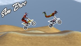 Download MX Simulator | 50's on a BMX Track! Video