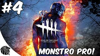 Download DEAD BY DAYLIGHT GAMEPLAY - MONSTRO PROFISSIONAL #4 @DeadByBHVR Video