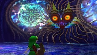 Download The Legend of Zelda: Majora's Mask 3DS - All Bosses and Mini-Bosses / Final Boss & Ending Video