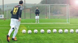 Download Best Free Kicks Montage | Vol.25 | Ronaldo vs. Messi Shots | freekickerz Video