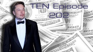 Download Elon's Pay Packet, Slow LEAF Charging, Self Driving Fatality - TEN Episode 202 Video