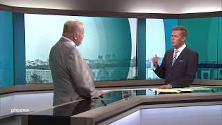 Download Prof. Wilfried Bergmann zum Treffen von Merkel und Putin am 18.08.18 Video