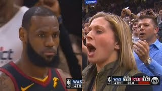 Download LeBron James Takes Over in Cavaliers Win Over Wizards! Cavaliers vs Wizards Video