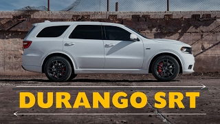 Download Car News! - 2018 Dodge Durango SRT Announced! Preview + In-Depth Look Video