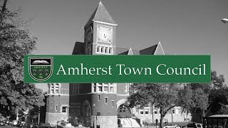 Download Amherst Town Council - January 6, 2020 Part 2 Video