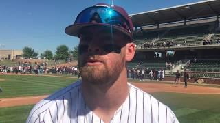 Download Baseball: Auburn Postgame | Childress, Weber, Foster 4.14.19 Video