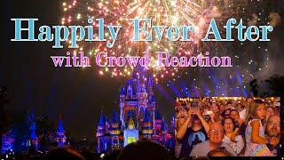 Download NEW Magic Kingdom Fireworks Show HAPPILY EVER AFTER | with Crowd Reactions Video