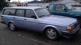 Download 308 HP 1990 Volvo 240 Station Wagon - R-Sport International Video