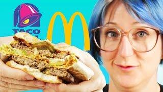 Download People Mashup Their Favorite Fast Foods Video