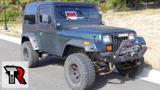 Download 10 Tips to Buying a Used Jeep YJ Video
