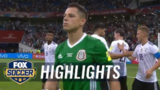 Download Germany vs. Mexico | 2017 FIFA Confederations Cup Highlights Video