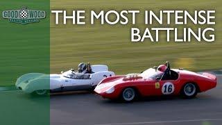 Download 5 incredible Ferrari 246S Dino overtakes at Goodwood Video