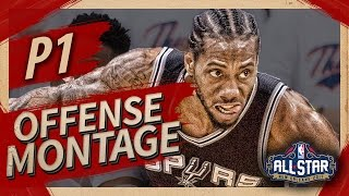 Download Kawhi Leonard Offense & Defense Highlights Montage 2016/2017 (Part 1) - ALL-STAR STARTER! Video