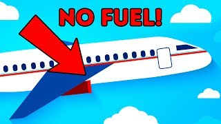 Download Empty Tank at 41,000 Feet, So Pilots Did This Video
