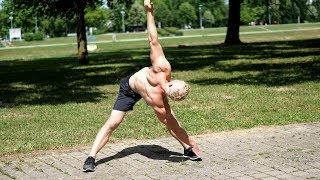 Download 10 Exercises to Develop an Athletic Physique Video