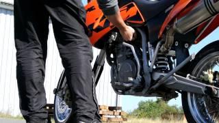 Download KTM 660 SMC Cold Start. Video