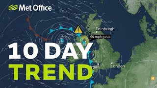 Download 10 Day Trend - what next after Lorenzo? 02/10/19 Video