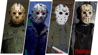 Download Jason Voorhees Evolution in Movies & Cartoons. (Friday the 13th) Video