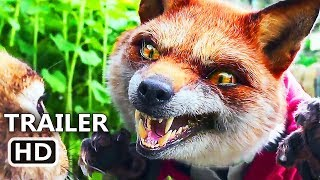 Download PЕTER RABBІT Official Trailer (2018) Margot Robbie, Daisy Ridley Animation Movie HD Video