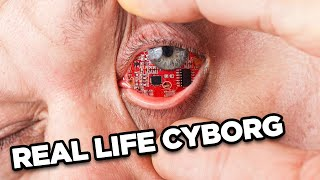 Download 10 Real Life Cyborgs Video