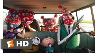 Download Minions (2/10) Movie CLIP - One Evil Family (2015) HD Video