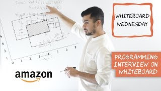 Download Amazon Coding Interview - Overlapping Rectangles - Whiteboard Wednesday Video