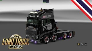 Download Euro Truck Simulator 2 [MOD review] Volvo FH tuning packs 2017 Video