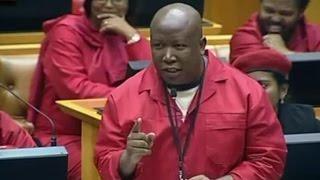 Download Malema And EFF Takes On Zuma In Parliament. Pay Back The Money. HD Video