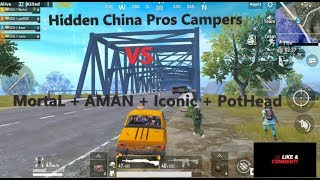 Download China Pros vs SOUL | Ultimate Bridge Campers | SOUŁ々MortaL | SOUŁ々Aman | PUBG MOBILE Video