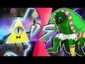 Download BILL CIPHER vs LORD ENGLISH! (Gravity Falls vs Homestuck Animation) | CARTOON FIGHT CLUB Video