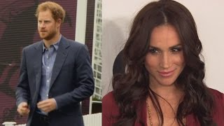Download Prince Harry Slams Media For 'Abuse and Harassment' of Girlfriend Meghan Markle Video