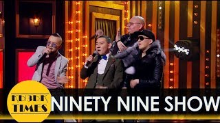 Download ШОК! Ninety NINE Қызық TIMES сахнасын жарды ″99 тобы″ Video