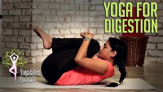 Download Yoga For Good Digestion | Yogalates With Rashmi Ramesh | Mind Body Soul Video