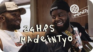 Download MADEINTYO & 24HRS x MONTREALITY ⌁ Interview Video
