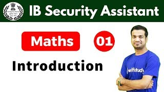 Download 5:00 PM - IB Security Assistant 2018   Maths by Naman Sir   Introduction Video