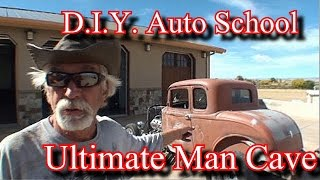 Download The Ultimate ″Man Cave″ / Automotive Hobby Shop Video