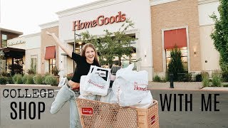 Download COME DORM SHOPPING WITH ME AT HOMEGOODS! Video
