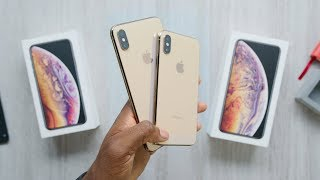 Download Gold iPhone Xs Max Unboxing! Video