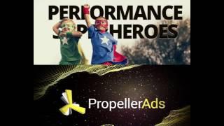 Download ماهو الفرق بين موقع الربحي revenuehits و propellerads ومن هو الافضل Video