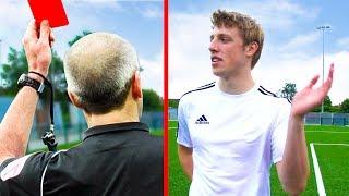 Download REBEL FC vs YOUTUBE UTD! RED CARD + 5 GOAL THRILLER Video