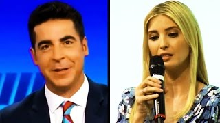 Download Fox News: Jesse Watters Makes Blowjob Joke About Ivanka After Scolding Left About Respecting Women Video