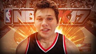 Download CREATION OF JESSERTHELAZER - NBA 2K17 MY CAREER Video