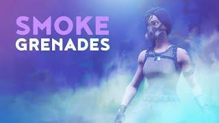 Download SMOKE GRENADES (Fortnite Battle Royale) Video