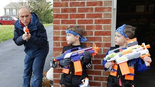 Download Nerf War: Payback Time 17 Video