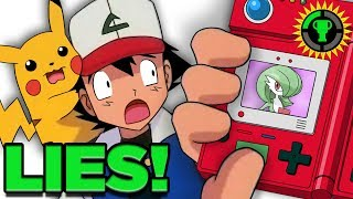 Download Game Theory: The Pokedex is FULL OF LIES! (Pokemon) Video