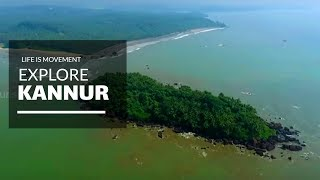 Download Kannur Aerial View | Aerial Shots of Kerala Destinations Video