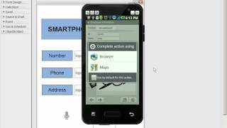 Download Free & New App development tool!(19) - Handling of Smartphone-specific Functions Video