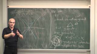 Download Non-Euclidean geometry | Math History | NJ Wildberger Video
