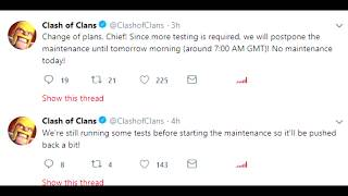 Download Update Today September Update 2018 Clash of Clans - COC Video