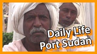 Download Sudan - Daily life in Port Sudan Video